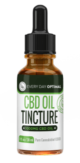 Every Day Optimal 1000mg CBD tincture