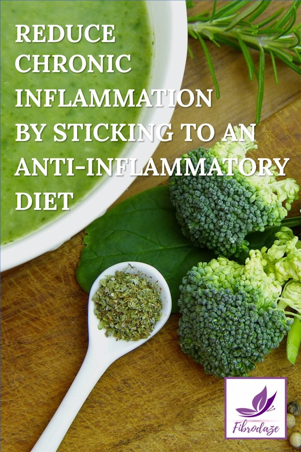 Reduce Chronic Inflammation by Sticking to an Anti-inflammatory Diet