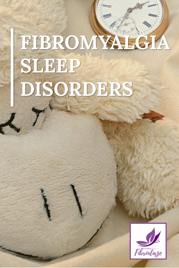 Sleep Disorders Common In Fibromyalgia
