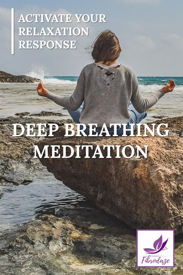 Deep Breathing Meditation Activates Relaxation Response