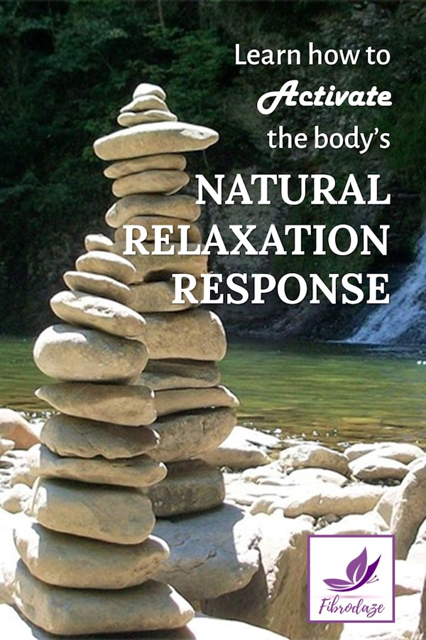 Learn How To Activate The Body\'s Natural Relaxation Response