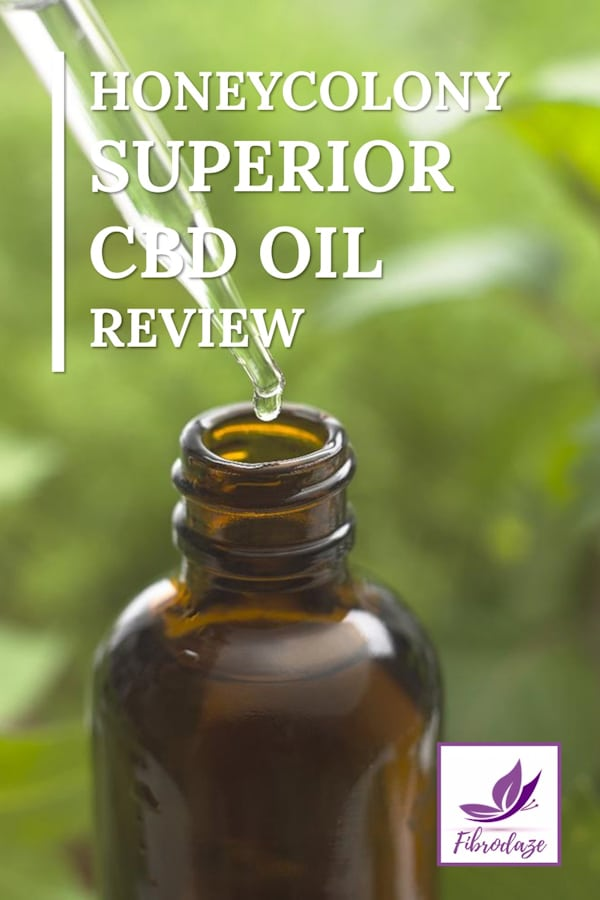 Honey Colony Superior CBD Oil Review