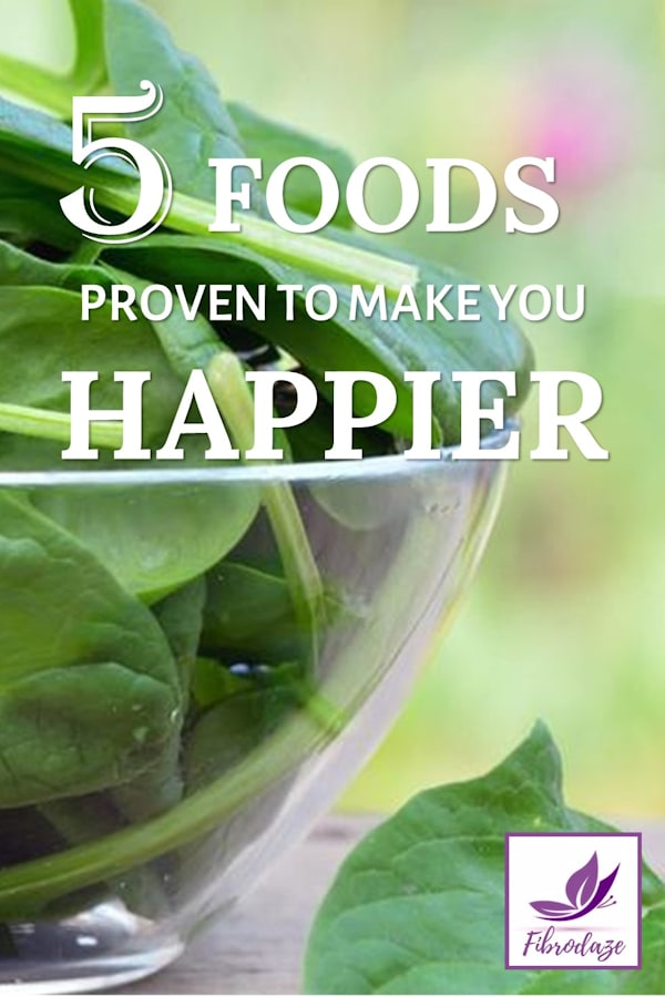 5 Foods Scientifically Proven To Make You Happier