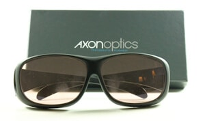 Axon Optics migraine glasses