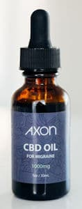 Axon CBD Oil for Migraines